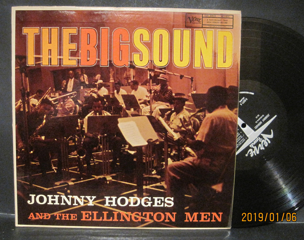 Johnny Hodges & The Ellington Men - The Big Sound