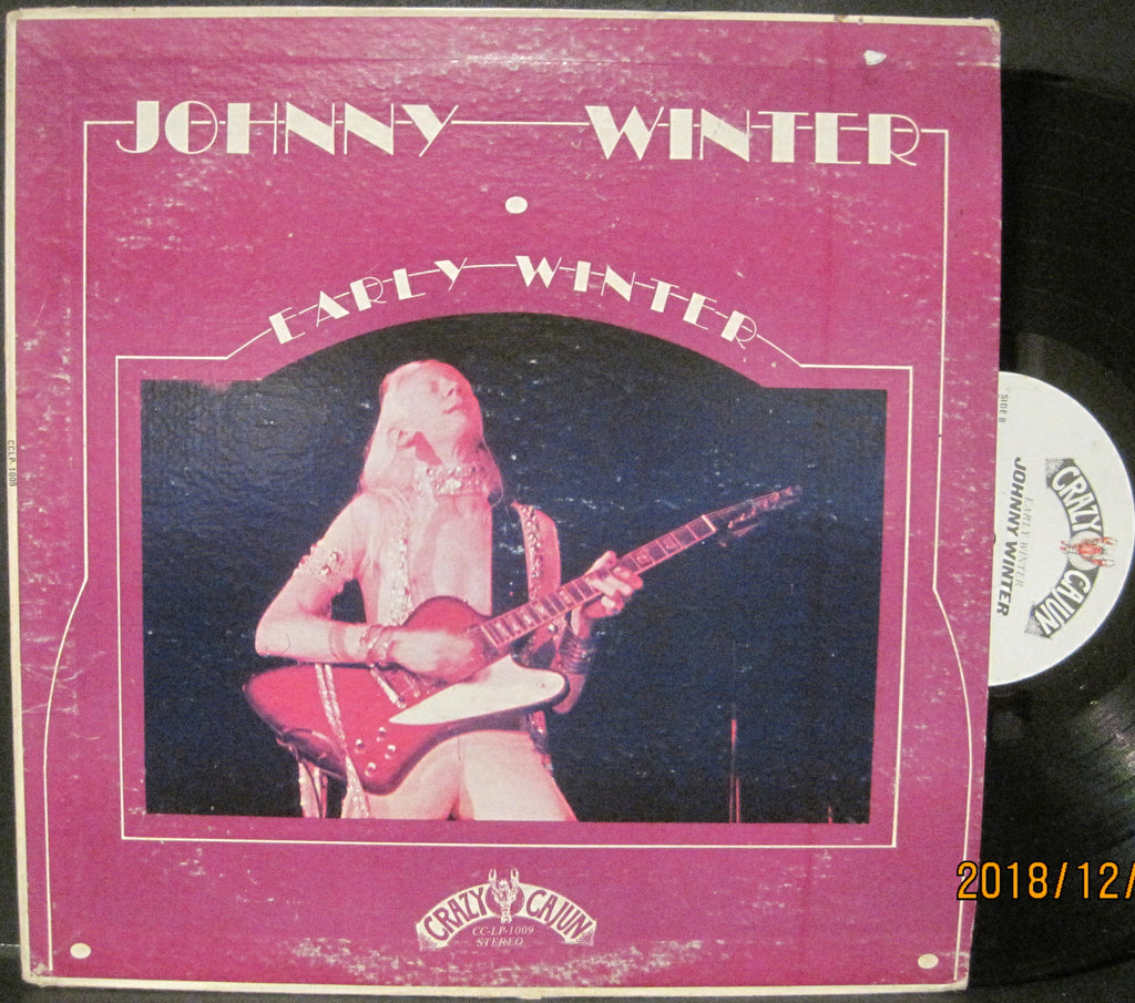 Johnny Winter - Early Winter
