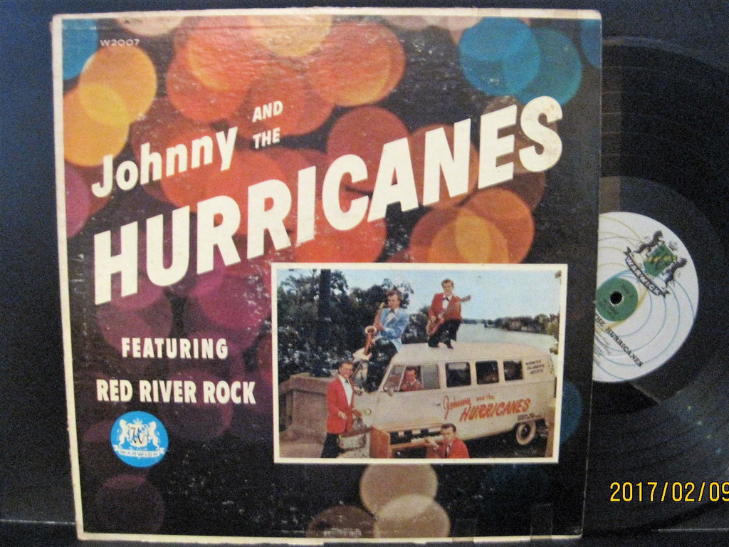 Johnny and The Hurricanes - Featuring Red River Rock