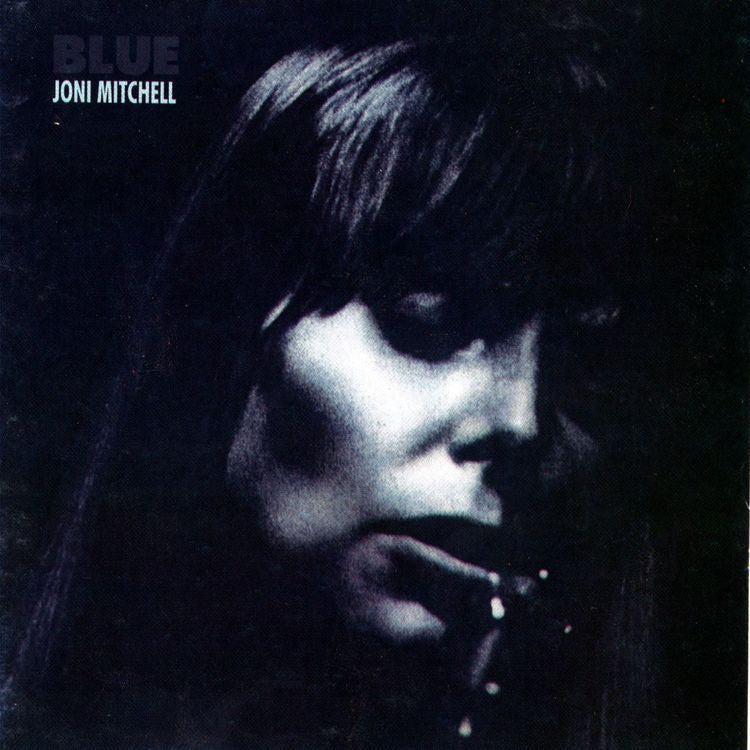 Joni Mitchell - Blue - German import