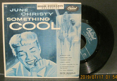 June Christy - Something Cool Two Ep Set