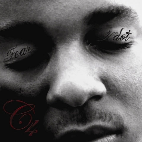 Kendrick Lamar - C4 (as K-Dot) import 2LP set on colored vinyl!
