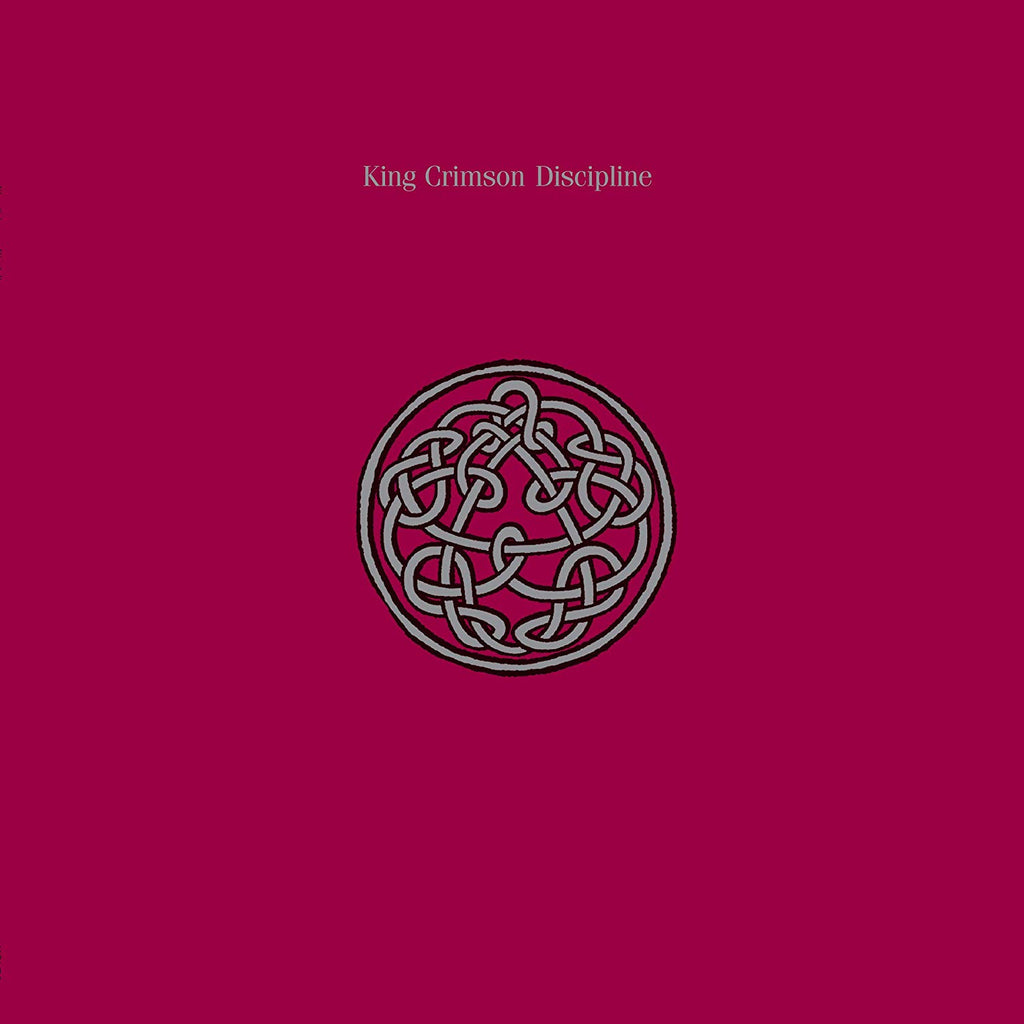 King Crimson - Discipline - 200 gram LP