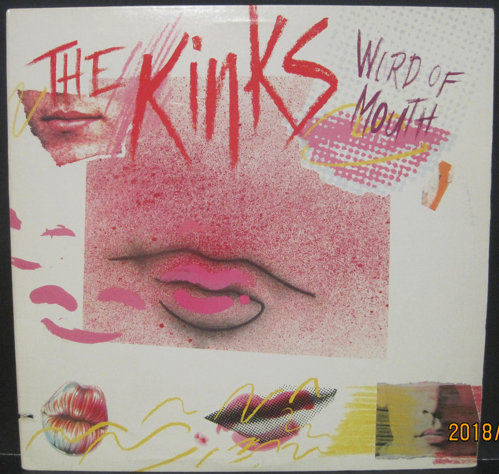 Kinks - Word of Mouth