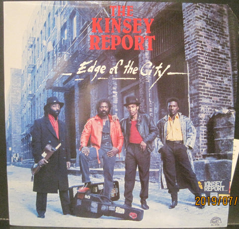 Kinsey Report - Edge of The City