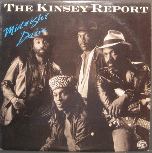 Kinsey Report - Midnight Drive