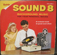 Kodak Sound 8 - Background Music For Your Personal Movies Vol. 1