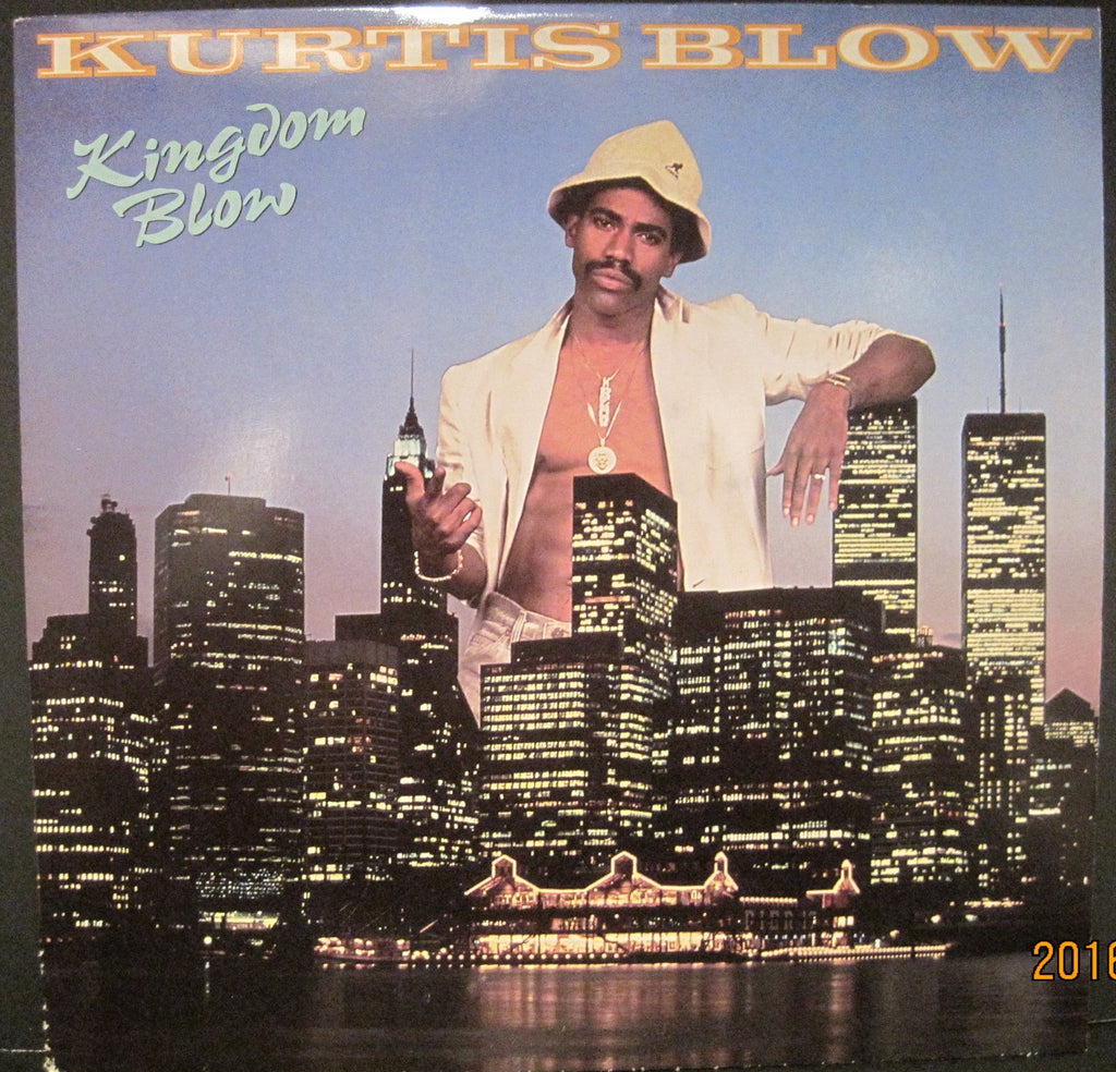 "Kurtis Blow ""Kingdom Blow"""