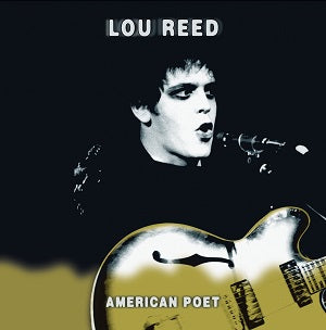 Lou Reed - American Poet Deluxe Edition - Live 2 LP set