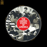 United States of America self titled debut MONO edition - Limited Edition colored vinyl