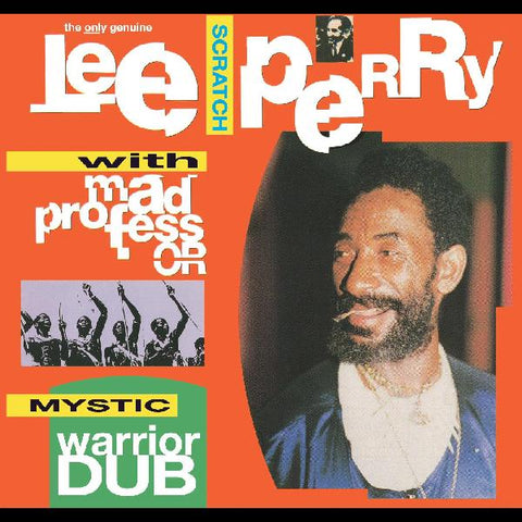 "Lee ""Scratch"" Perry - Mystic Warrior DUB"