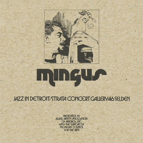 Charles Mingus - Jazz In Detroit / Strata Concert - 5 LP import Box set