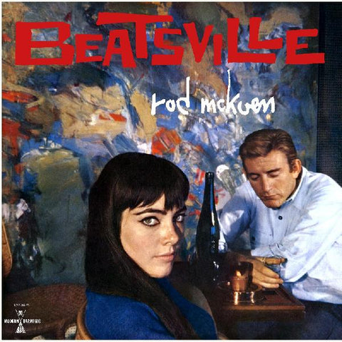 Rod McKuen - Beatsville - limited Colored Vinyl
