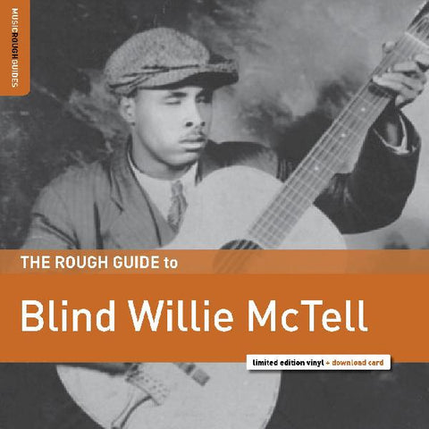 Blind Willie McTell - Rough Guide to - w/ download & Bonus tracks