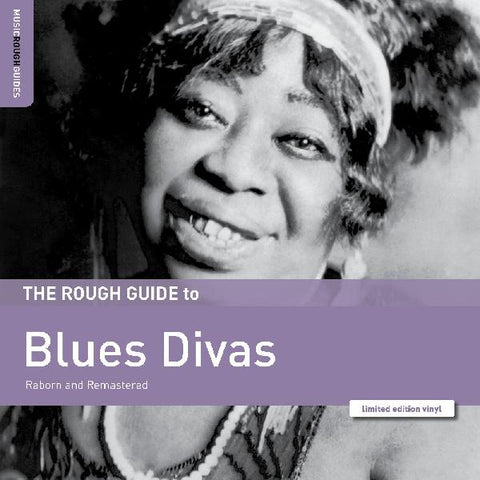 Various - Rough Guide to Blues Divas - includes download