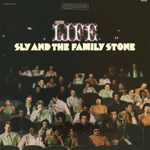 Sly & The Family Stone - Life - Limited Edition Colored Vinyl!