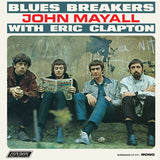 John Mayall's Blues Breakers with Eric Clapton MONO 180g edition