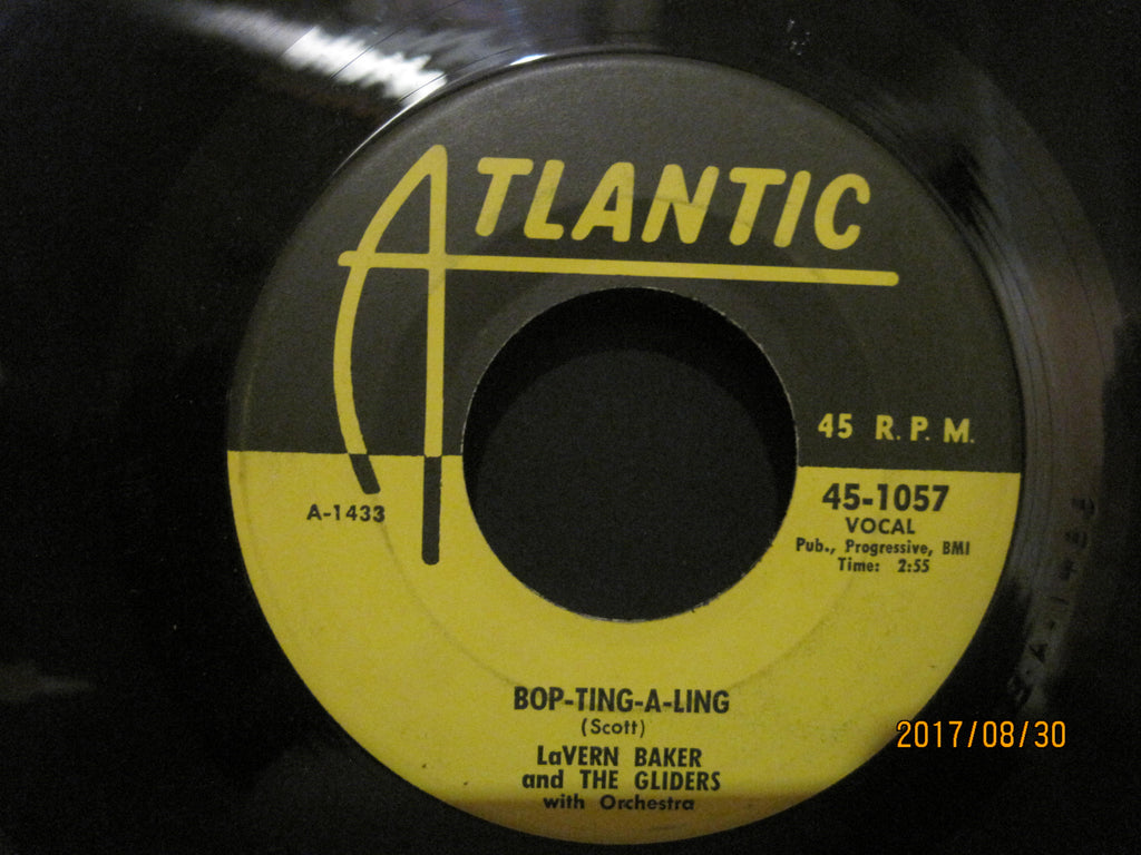 LaVern Baker & The Gliders - Bop-Ting-A-Ling b/w That's All I Need