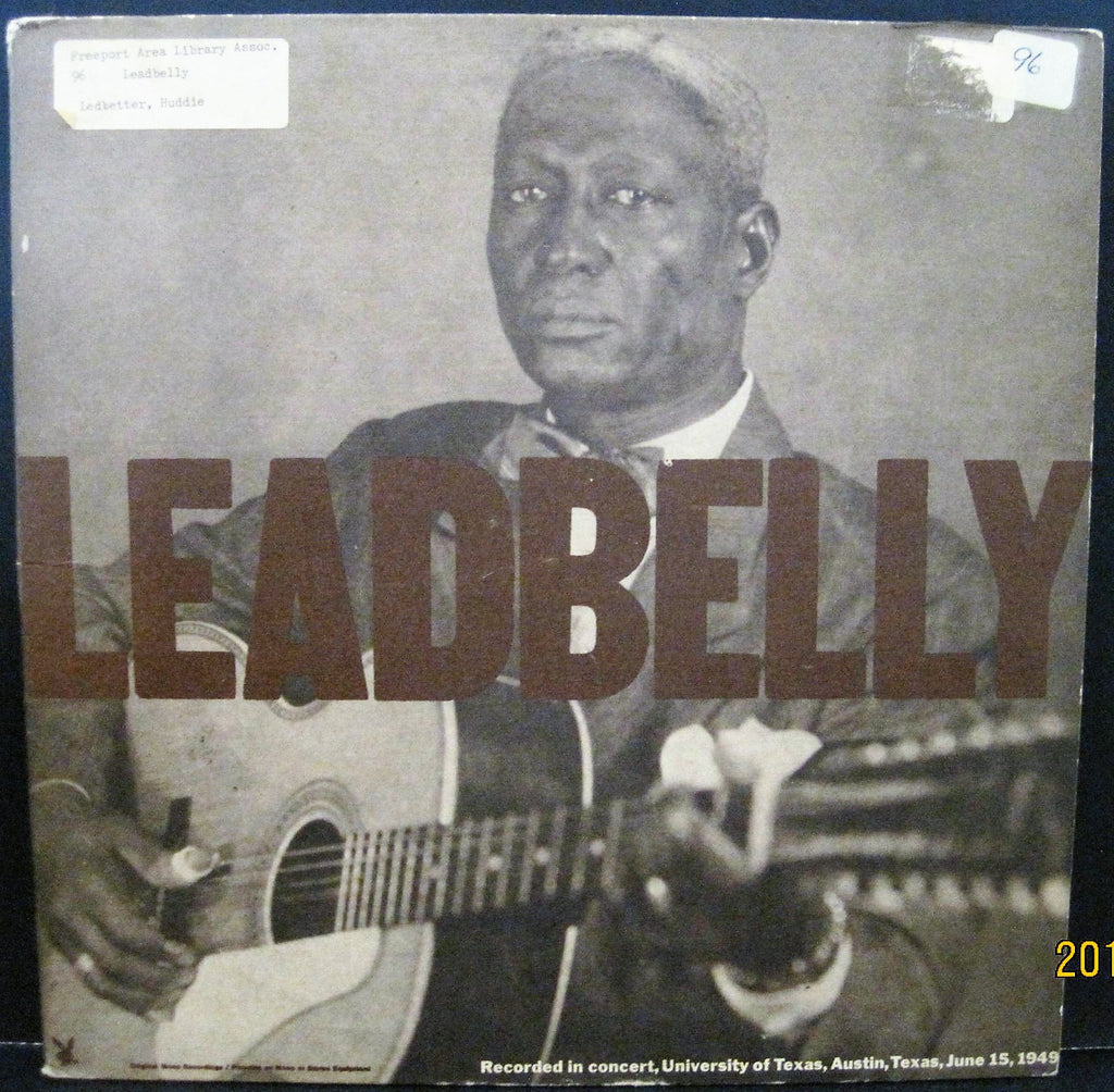 Leadbelly - In Concert at University of Texas, Austin 1949