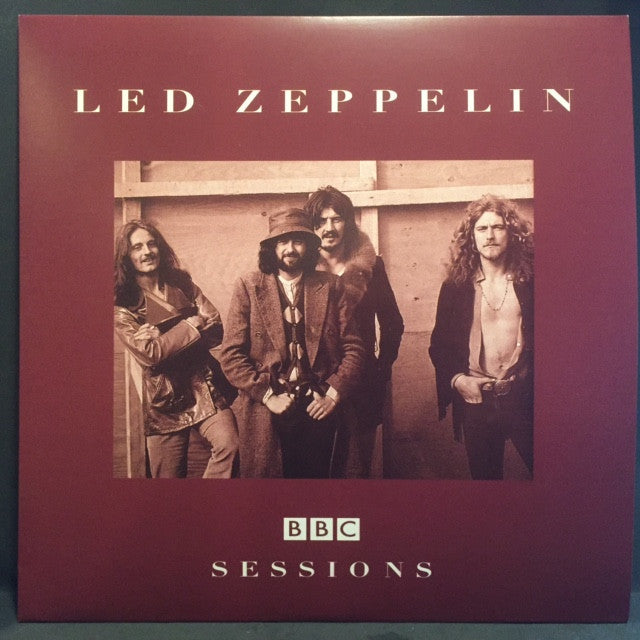 Led Zeppelin - BBC Sessions - import LP