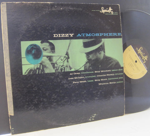 Lee Morgan - Dizzy Atmosphere