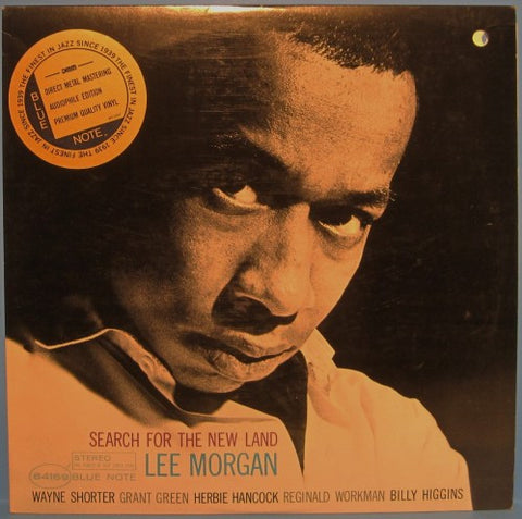 Lee Morgan - Search for New Land