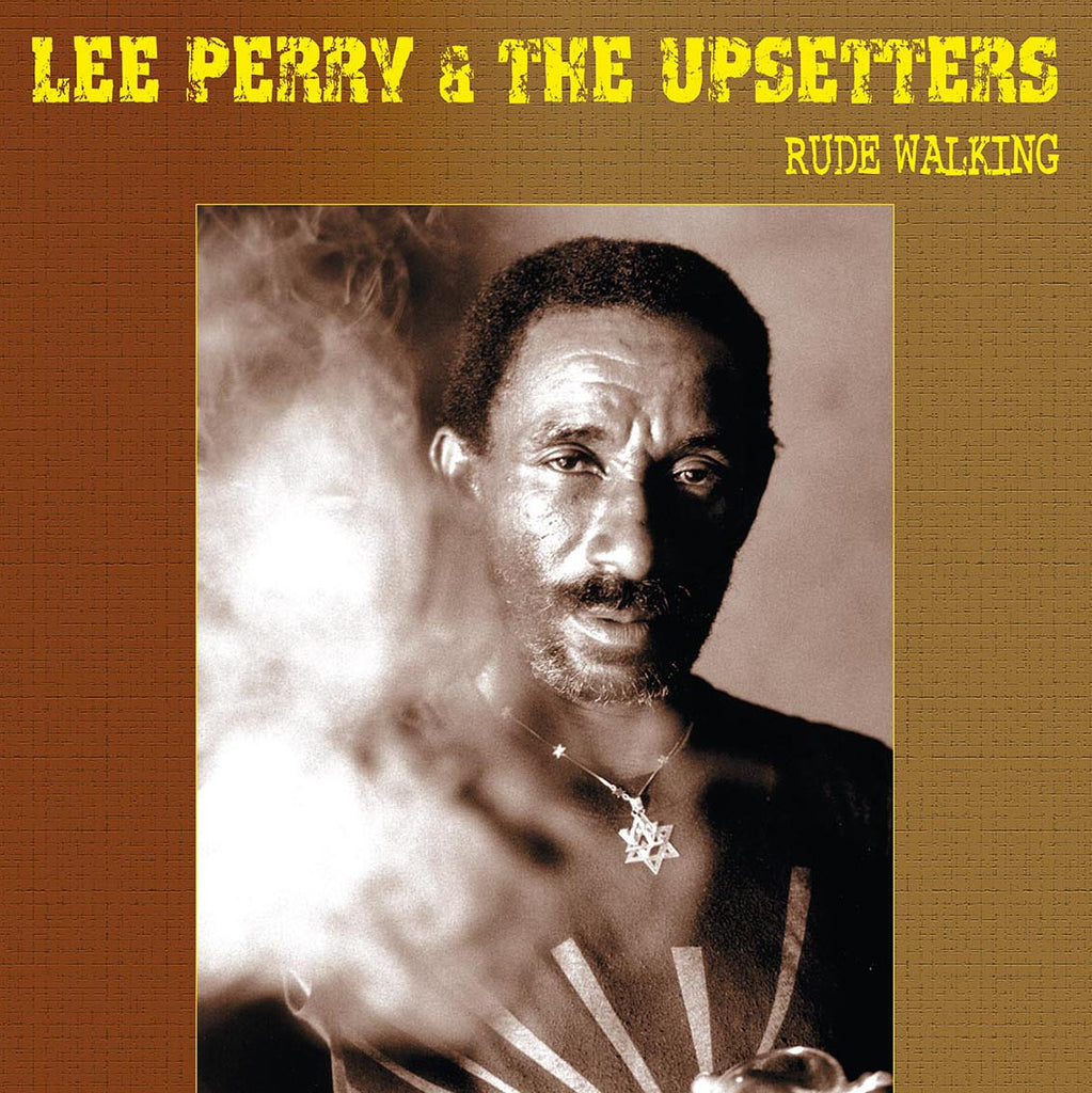 Lee Scratch Perry & The Upsetters - Rude Walking - import 180g LP