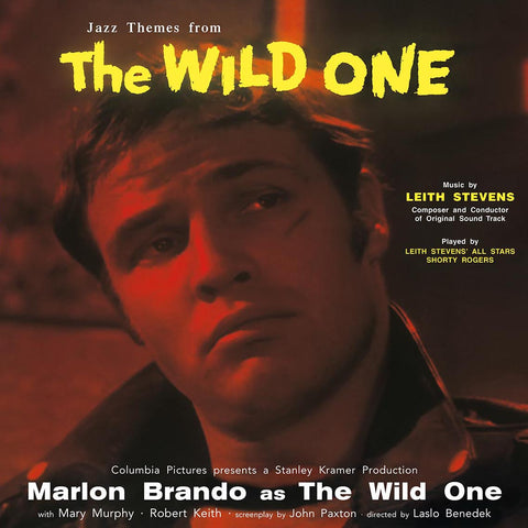 The Wild One - Leith Stevens - Brando - 180g import LP colored vinyl