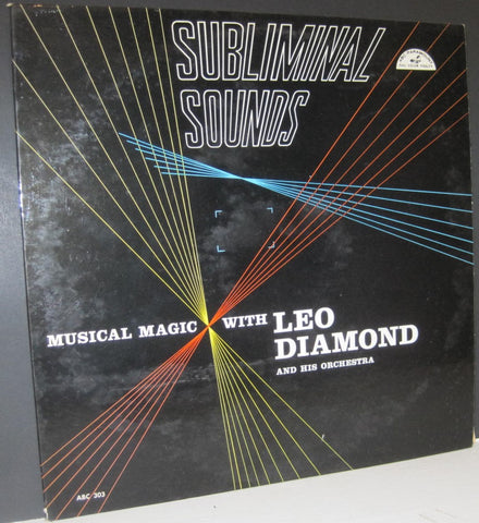 Leo Diamond and His Orchestra - Subliminal Sounds