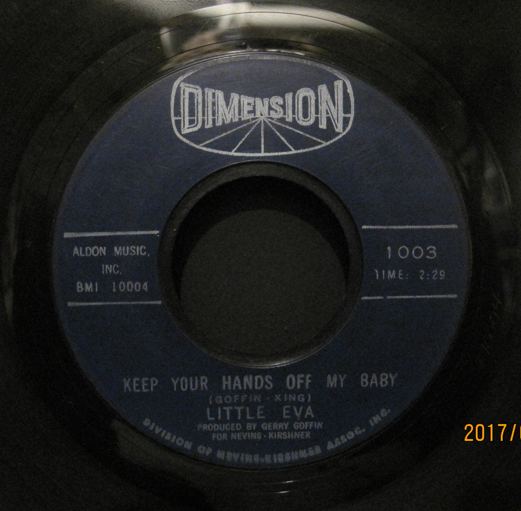 Little Eva - Keep Your Hands Off My Baby b/w Where Do I Go?