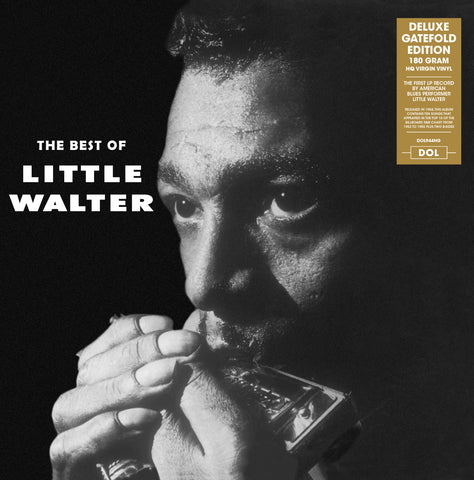 Copy of Little Walter - The Best of - import 180g w/ gatefold