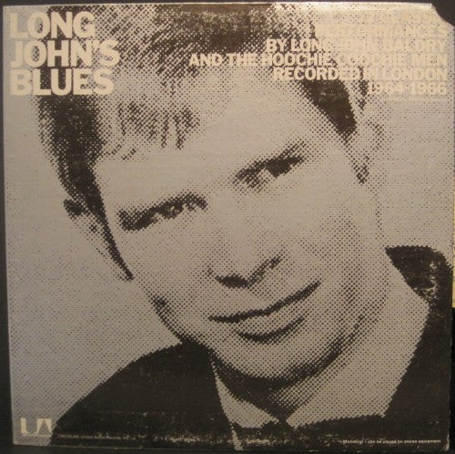 Long John Baldry - Long John's Blues
