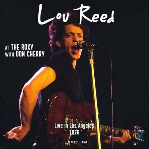 Lou Reed - Live at the Roxy 1976 2 LP Colored vinyl