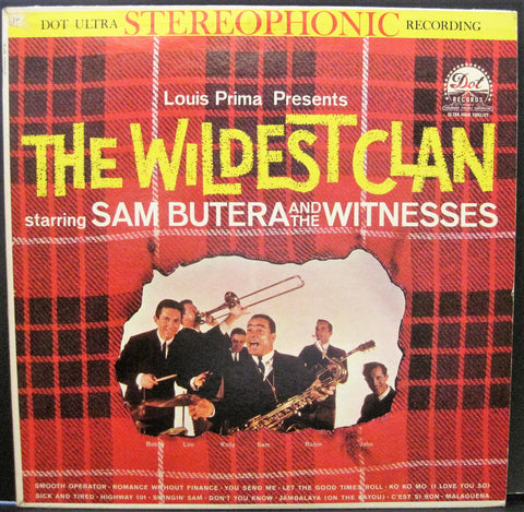 Sam Butera and The Witnesses - The Wildest Clan