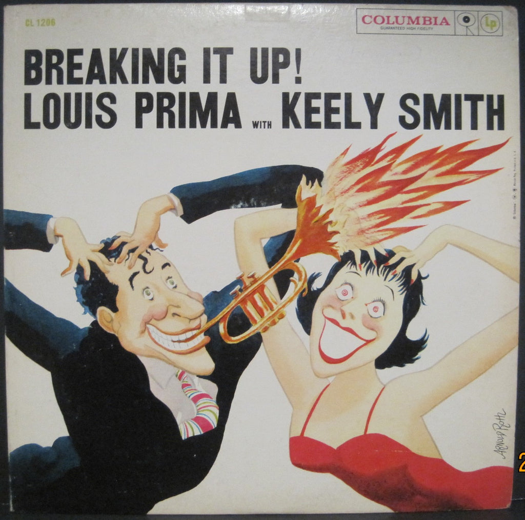 "Louis Prima & Keely Smith ""Breaking it Up!"""