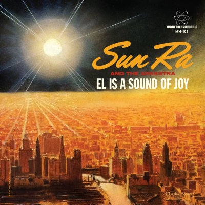 Sun Ra - El is the Sound of Joy b/w Black Sky and Blue Moon - on Blue vinyl