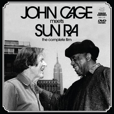 "Sun Ra - & John Cage - Cage Meets Ra - The Complete Film - DVD + 7"" single"