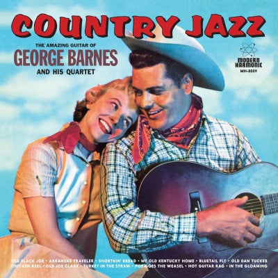 George Barnes - Country Jazz - Colored Vinyl!
