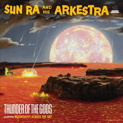 Sun Ra & His Arkestra - Thunder of the Gods - Colored Vinyl!
