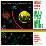 Attilio Mineo - Man in Space with Sounds