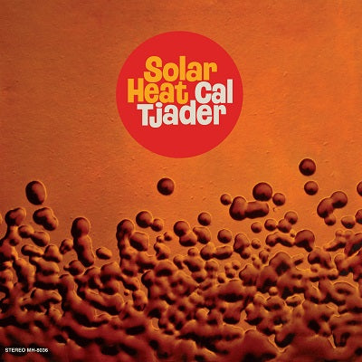Cal Tjader - Solar Heat - limited edition Colored Vinyl!