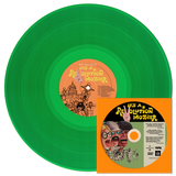 It's A Revolution Mother - Motion Picture Soundtrack on LTD colored vinyl w/ DVD!