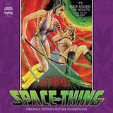 Space Thing - Motion Picture Soundtrack on LTD colored vinyl w/ DVD!