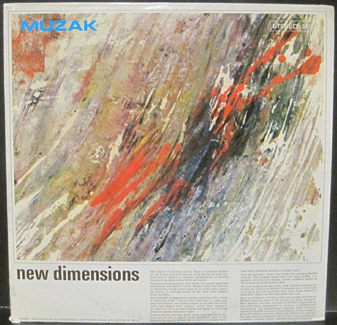 MUZAK - New Dimensions