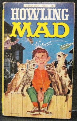 MAD Magazine Presents Howling MAD Signet Paperback