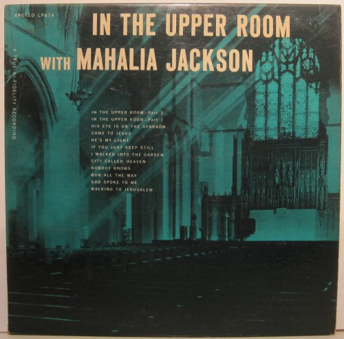 Mahalia Jackson - In the Upper Room