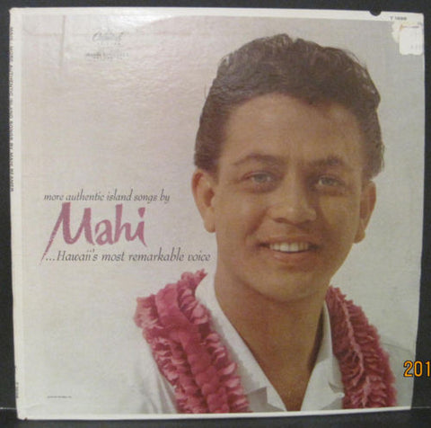 Mahi - More Authentic Island Songs