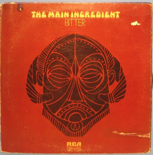 Main Ingredient - Bitter