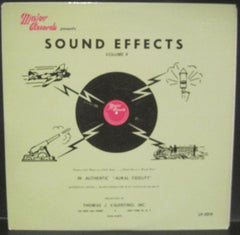 Major Records Presents Sound Effects Volume 4