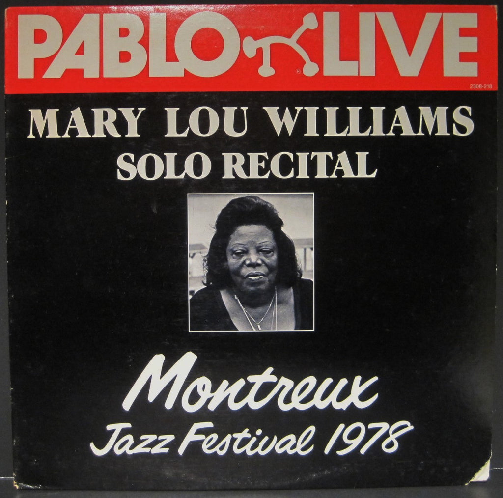 "Mary Lou Williams Solo Recital ""Montreux Jazz Festival 1978"""
